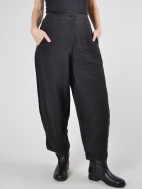 Silk/Linen Trouser by Grizas