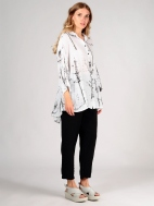 Spring Print Blouse by Grizas
