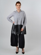 Stripe & Dot Blouse by Alembika
