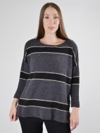 Stripe Sweater by Grizas