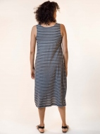 Stripe Tie Dress by Bryn Walker