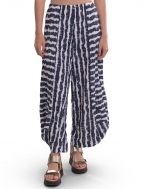 Summer Stripe Punto Pant by Alembika