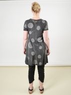 Tee Shirt Dress by Annie Turbin