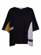 Tekbika Color Block Tee by Alembika