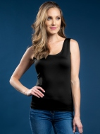 The Classic Scoop Tank by A'nue Miami