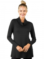 The Cowlneck Tunic by A'nue Miami