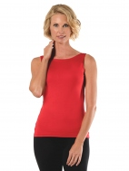 The High Scoop Reversible Tank by A'nue Miami