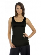 The Long Classic Scoop Tank by A'nue Miami