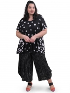 Trailed Dots Punto Pant by Alembika