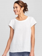 Tuck Back Tee by Flax