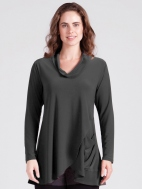 Under Wraps Tunic by Sympli