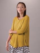 Vented Swing Top, Yellow by Composition