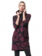 Viking Print Tunic by Porto