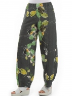Water Lilies Trousers by Grizas