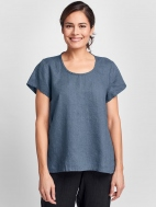 Weightless Tee by Flax
