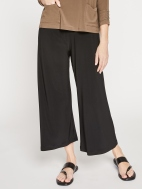 Wide Leg Trouser Crop by Sympli