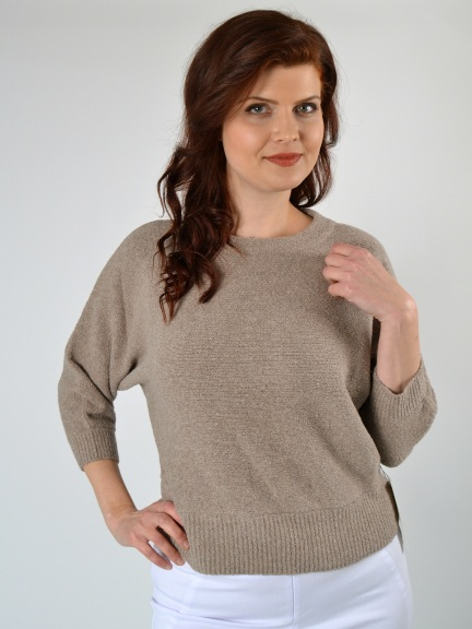 3/4 Sleeve Dolman by Margaret O'Leary