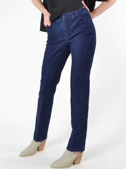 5 Pocket Jean by Peace Of Cloth
