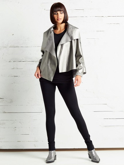 Asymmetrical Jacket by Planet