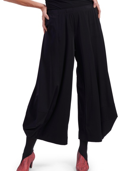 Black Punto Pant by Alembika