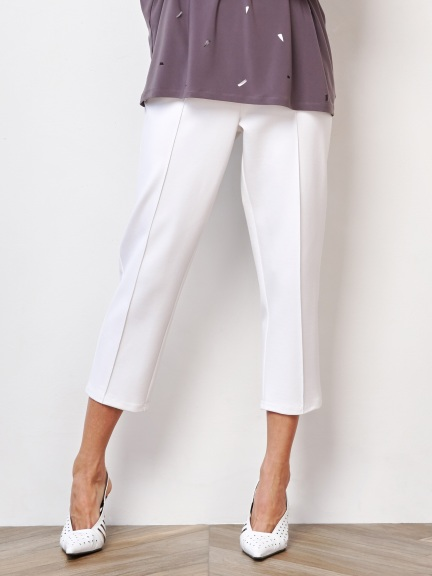 Cinch Trouser Crop by Sympli