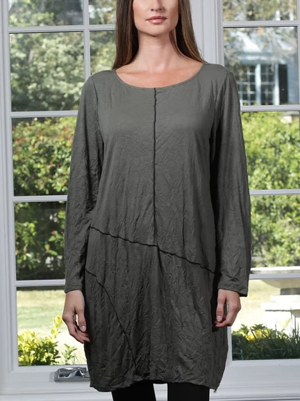 Cobie Tunic Dress by Chalet et Ceci