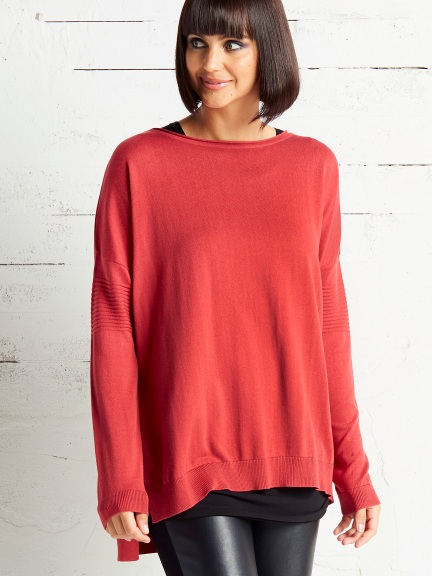 Cozy Knit Sweater by Planet