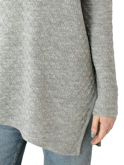 Diagonal Pullover by Beyond Threads