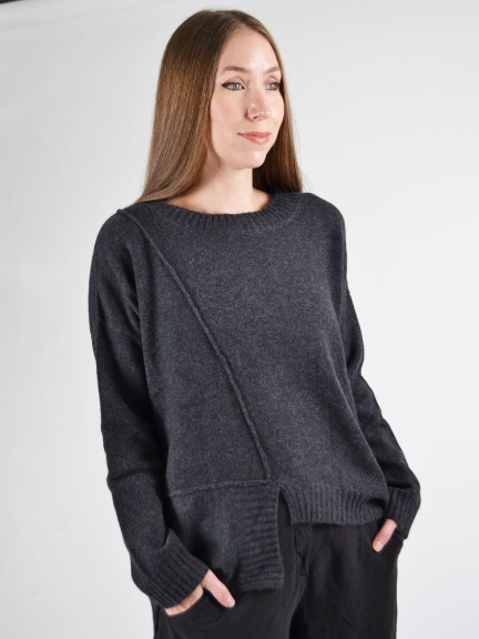 Emma Sweater by Plush Cashmere
