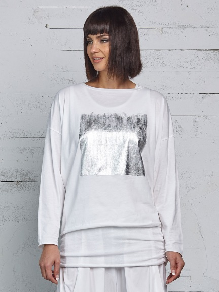 Foil Boxy T by Planet