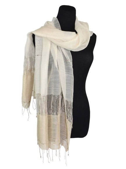 Giovanni Scarf by Dupatta Designs