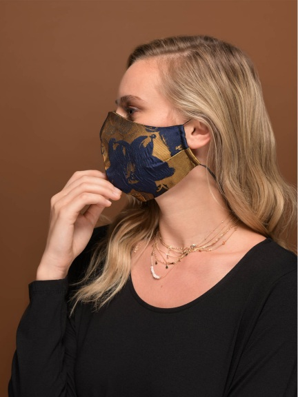 Gold Foil Mask by Alembika