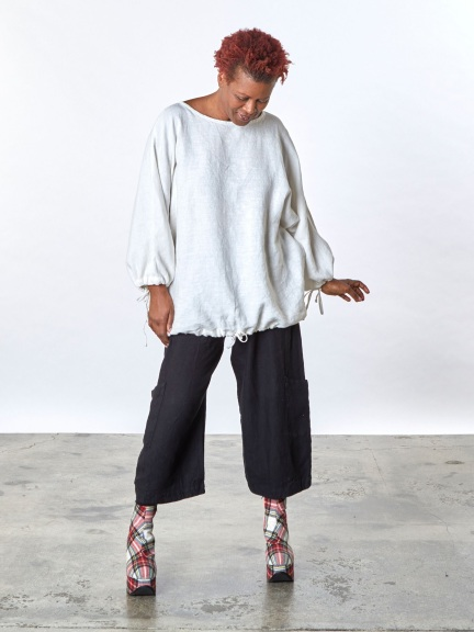 Heavy Linen Gia Tunic by Bryn Walker