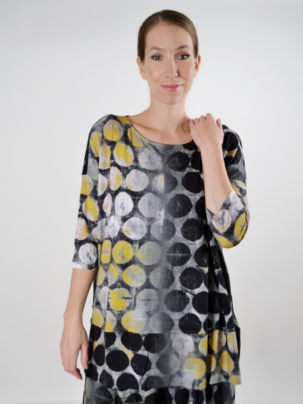 Hive  Drop Sleeve Top by Alembika