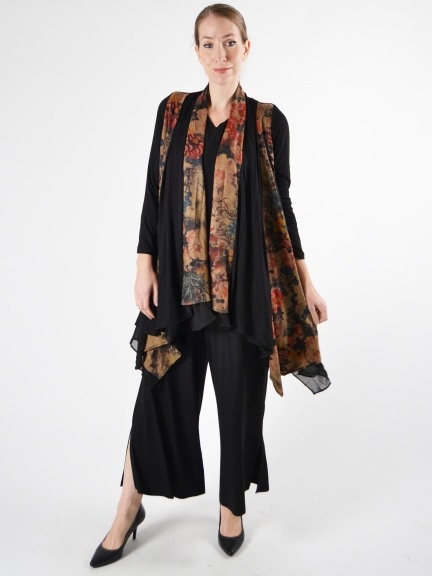 Layered Cardigan by Aris A.