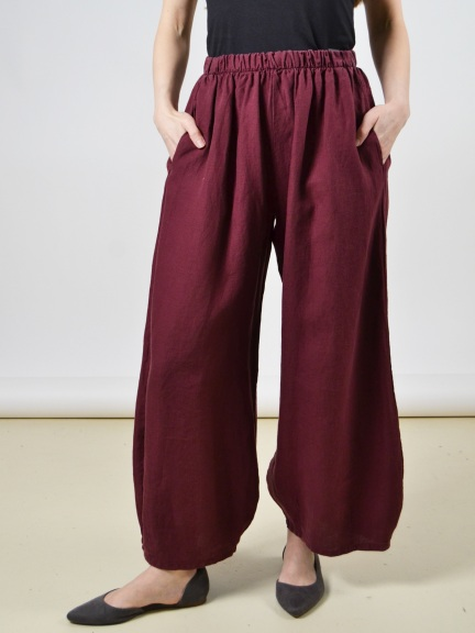 Light Linen Medina Pant by Bryn Walker
