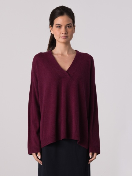 Lilith V Neck By Margaret O 39 Leary At Hello Boutique