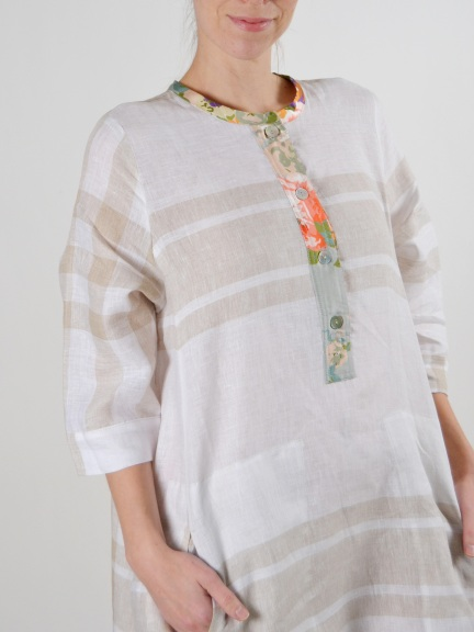 69d55c22d2e Plaid Tunic Dress by Alembika at Hello Boutique