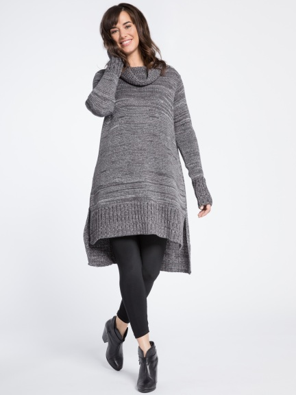 Lockhart Sweater Tunic by Sympli