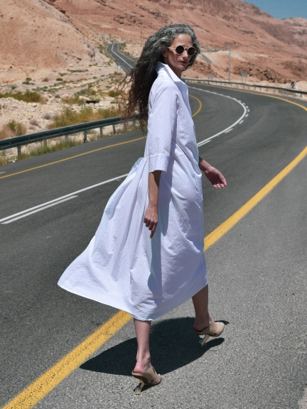 Long Shirt Dress by Alembika