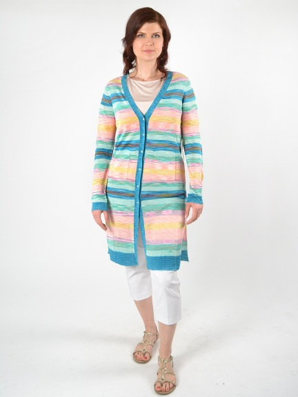 Maxi Cardigan by Margaret O'Leary