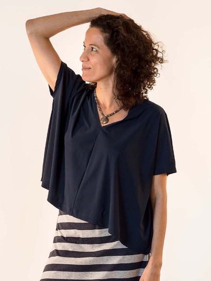 Microfiber Becca Shirt by Bryn Walker