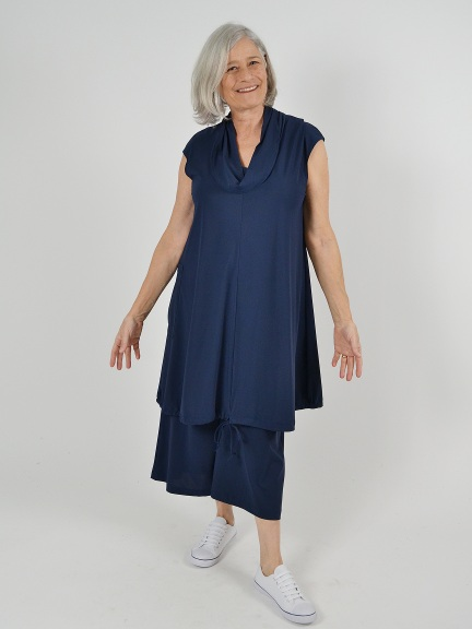 Microfiber Oden Tunic by Bryn Walker