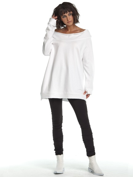 Off The Shoulder Tunic by Planet