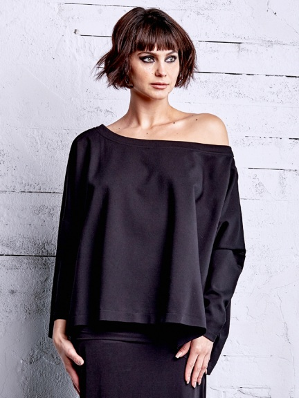 Off The Shoulders Tee by Planet