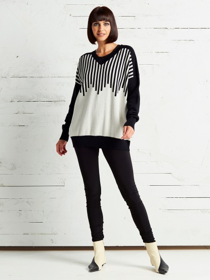 Piano Keys Sweater by Planet