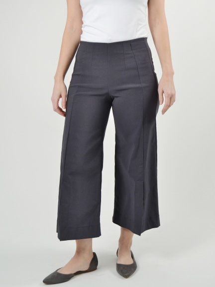 Playa Wide Leg Cropped Pant by Porto