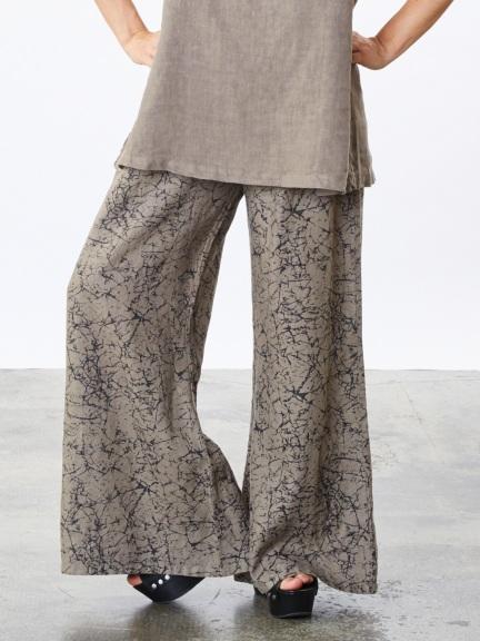 Print Osca Pant by Bryn Walker