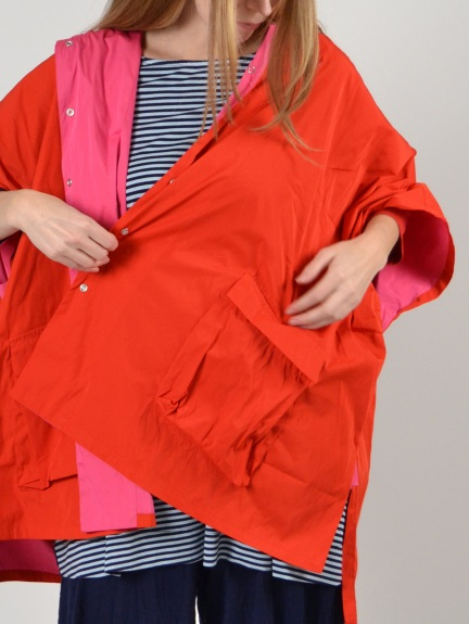 Red Swing Jacket by Alembika