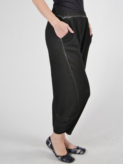 Seamed Trousers by Grizas